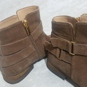 Franco Sarto Shoes - Franco Sarto Kacey Leather Ankle Boot